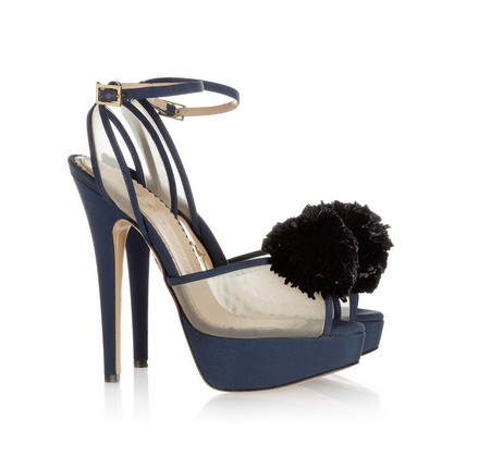 Charlotte Olympia. Were £745, now £335.25