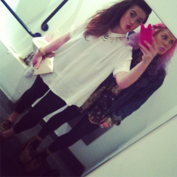 carmz and i