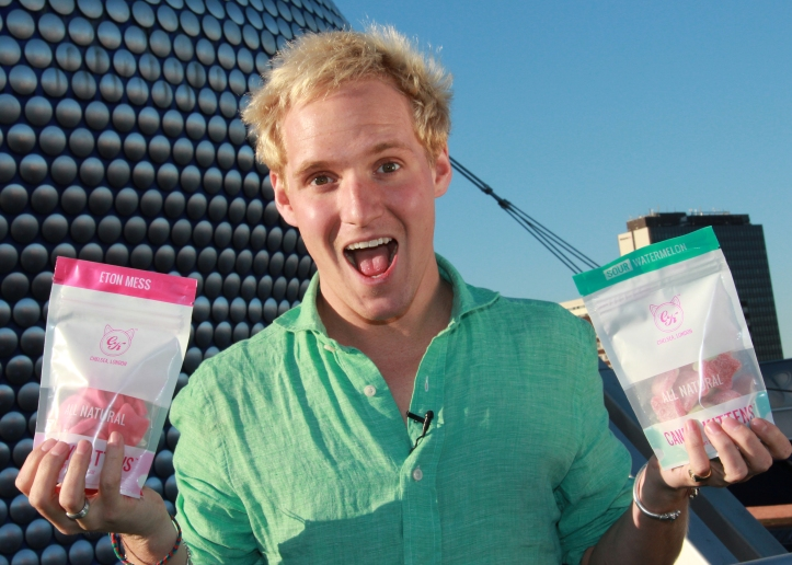Selfridges Candy Kittens Jamie Laing pic 2